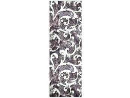 purple rug runner home gallery x dark violet rugs hall round amazing rugged cute area modern purple rug runner floor