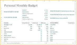Personal Financial Budget Sheet Personal Finance Excel Excel Personal Finance Financial Excel