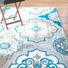 turquoise and brown rug teal brown area rug blue brown area rug chocolate brown and teal