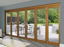 in exterior glass doors