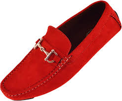 Red Designer Loafers Mens Amazon Com Amali Norwalk Mens Casual Driving Shoes