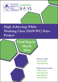 High Achieving White Working Class (Hawwc) Boys Research Project ...