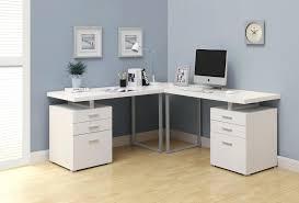 l shaped home office desks. 62 Most Superb Reception Furniture Home Office Desk Black L Shaped Computer Compact Ingenuity Desks P