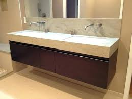 plastic laminate countertop appealing pros and cons bathroom beige painted wall mirror laminate end cap edge