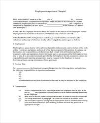 Basic Contract Outline 40 Contract Templates In Pdf Free Premium Templates