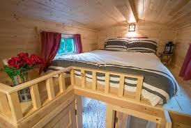 tiny house log cabin. Tumbleweed Tiny House Elm. Traditional Log Cabin On Wheels