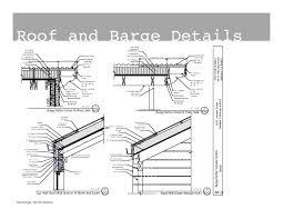 vati january metal roof overhang detail on metal roofing