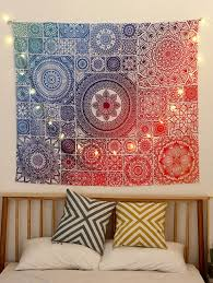 Wall Decoration Rose Red W59 x L51 inch Tapestries Sale, Price ...