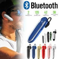 CARPEIE <b>Bluetooth 5.0</b> Single Earphone <b>D18 Wireless</b> Sports ...