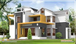 Small Picture Modern Contemporary Kerala Home Design 2270 Sqft Indian Home