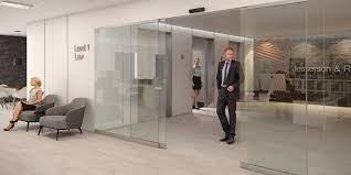 assa abloy all glass sliding doors