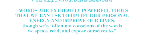 the scary power of negative words goop