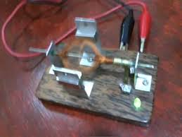 simple homemade electric motor. Simple Homemade Electric Motor T