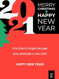 แจก!! การ์ดอวยพรปีใหม่ สวัสดีปีใหม่ 2564 พร้อมคำอวยพรปีใหม่ภาษา