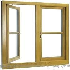 double pane wood windows single or wooden color aluminium frame aluminum philippines