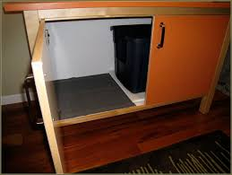 hidden cat box furniture. Best Cat Box Furniture Lovely Hidden Litter Cabinet Home Design For To Hide Style And Popular