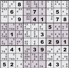 Sudoku Puzzel Solver Solve A Sudoku Puzzle Using Matlab Beni Bogoşels Blog