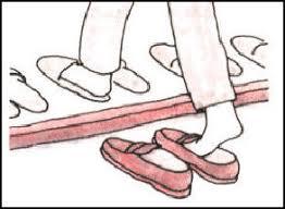 """Résultat de recherche d'images pour """"retirer ses chaussures en asie"""""""