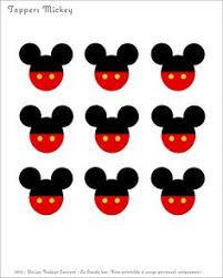Mickey Mouse Party Printables Free 533 Best Mickey Mouse Birthday Printables Images In 2019 Mickey