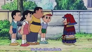 Doraemon Vietsub Doremon Tiếng Việt Full HD New 2015 Chiến tranh cổ vật -  video Dailymotion