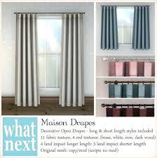 curtain rods lengths curtain rod lengths adjusting the ds length for sliding glass door curtain rod