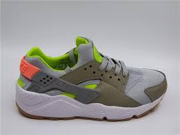 nike shoes 2016 huarache. nike air huarache 1 women grey coffee green orange white shoes 2016 wholesale