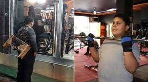 in pics turkish gym gives 12 year old