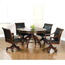 rolling dining chairs. Upholstered Rolling Dining Chairs