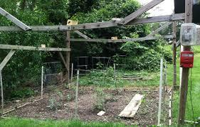 Deer Proof Electric Fence Design Deer Resistant Landscape The Garden Diaries