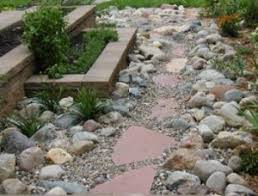 ... Cheap landscaping ideas and  Stone has a way of making a yard or a  park feel richer and more authentic