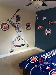 baseball bedroom kris bryant of the