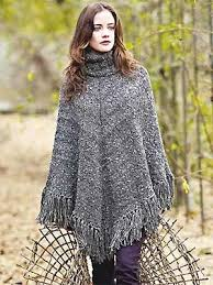 Free Knitted Poncho Patterns Gorgeous Style Your Knit Poncho Cottageartcreations