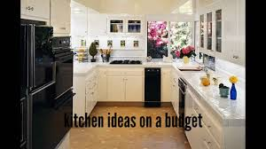 Small Picture kitchen ideas on a budget kitchen ideas for small kitchen YouTube