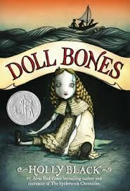 doll bones holly black eliza wheeler newberry honor please real books from a real book