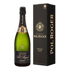 send pol roger brut vine 2009 depending on availability gift