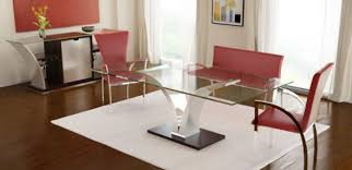modern glass furniture. Contemporary Glass Dining Room Table Tables Modern Elite Furniture