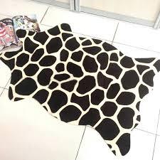 faux cowhide rug leopard rug zebra carpet cowhide rug tiger lion panda wolf giraffe deer wild