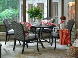 paula deen round side table dining room sets home outdoor bungalow wicker set in frequency ash pedestal