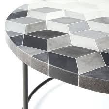 concrete coffee table round outdoor concrete coffee table concrete top coffee table round