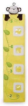 Little Boutique Monkey Plush Growth Chart Amazon Com Amazon Us