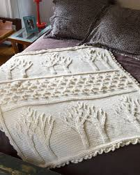 Ravelry Tree Of Life Afghan Crochet Pattern By Lion Brand