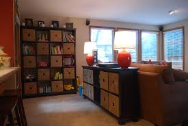 Toy Storage Living Room It Doesnt Have To Be Toys I Just Like The Arrangement With The