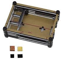 9 Layer 3.5 Inch Display Acrylic Case Shell with Screw and <b>Black</b> ...