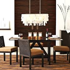 modern rectangular chandelier dining room chandeliers contemporary with well unique