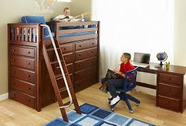 loft bed with storage. our dawson twin storage loft is a much requested high bed with lots of underneath! it features 3 large chests under the