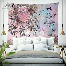 boho wall art wall tapestry feathers wall hanging e wall art print free boho wall art