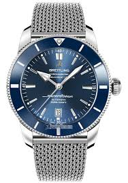 Ii 46 Heritage Ab2020161c1a1 Superocean Watch Mens Breitling
