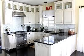 Modern Kitchen White Cabinets Kitchen Extraordinary Modern Home With Kitchen Design Ideas