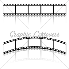 Filmstrip Template Gl Stock Images