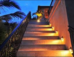 decorative landscape lighting with outdoor lighting ideas for your home 12